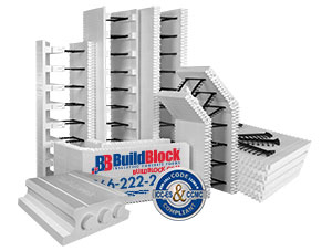 BuildBlock Insulated Concrete Forms