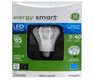 GE LED Light Bulbs