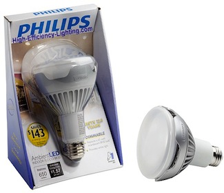 Philips BR30 LED Indoor Flood Light