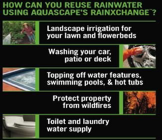 RainXchange Rainwater Collection Systems